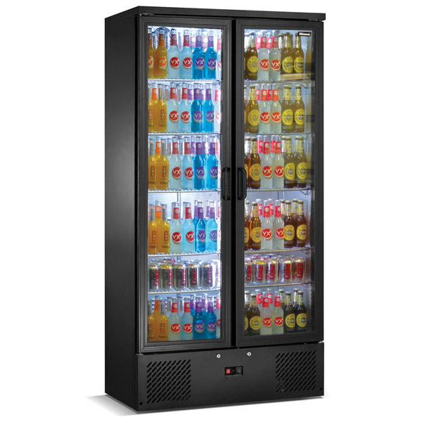Glass Fronted Undercounter Drinks Fridges