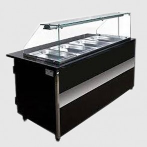 Buffet display equipment hot cold buffet counter for Sideboard 1m