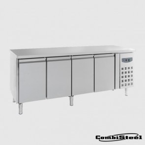 Combisteel  7950.0084 : 553 Ltr 4 Door Refrigerated Counter