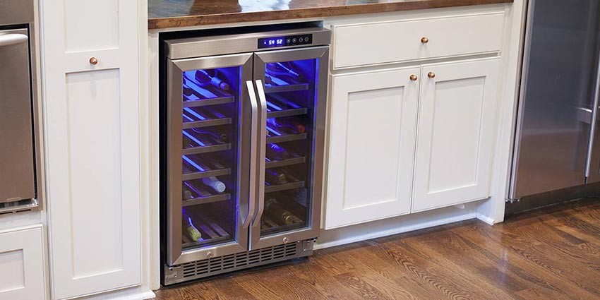 Advantages Of Adding A Wine Cooler To Your Kitchen