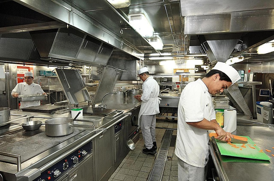 How to Setup a Commercial Kitchen for Your Restaurant - Blog ...